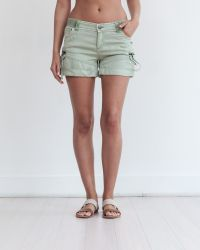 Marrakech | Green Monroe Short | Lyst