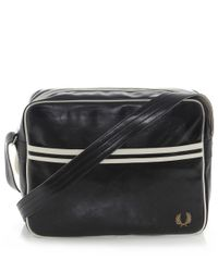 Fred Perry | Black Classic Shoulder Bag for Men | Lyst