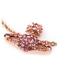 Vivienne Westwood - Pink 'Joyce' Bracelet - Lyst