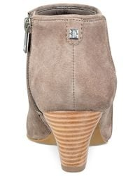 Ivanka Trump - Brown Rumi Booties - Lyst
