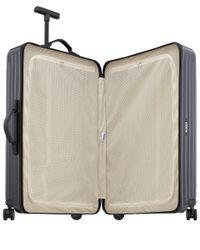 Rimowa - Blue Medium Navy Salsa Air Suitcase for Men - Lyst