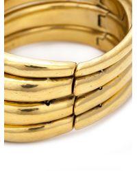 Vaubel | Metallic Multi-hinge Bangle | Lyst