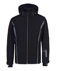 Napapijri | Black Ski Jacket for Men | Lyst
