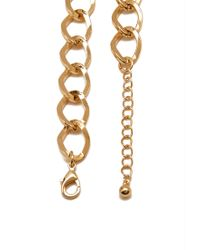 Forever 21 - Metallic Fresh Layered Chain Necklace - Lyst