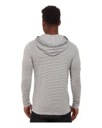 Howe | Gray Minor Threat Pullover Hoodie for Men | Lyst