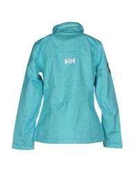 Helly Hansen | Blue Jacket | Lyst