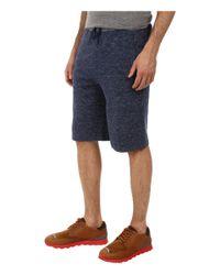 Agave | Blue Cape Hatters Fine Gauge Shorts for Men | Lyst