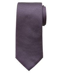 Banana Republic | Purple Micro-dot Silk Tie for Men | Lyst