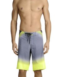 Billabong | Yellow Swimming Trunk for Men | Lyst