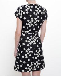 Giambattista Valli | Black Polka Dot Dress | Lyst