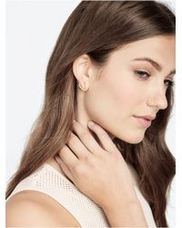 BaubleBar - Metallic Voyager Ear Jackets - Lyst