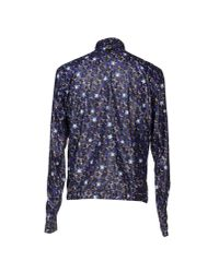 Just Cavalli | Purple Jacket for Men | Lyst