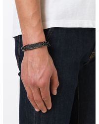 Stephen Webster | Gray Chain Link Bracelet for Men | Lyst