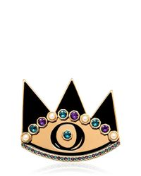 Maria Francesca Pepe - Multicolor Eye Graffiti Collection Pin - Lyst