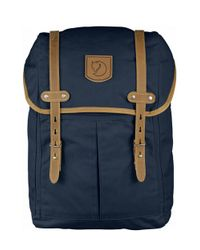 Fjallraven | Blue Number-21 Rucksack for Men | Lyst