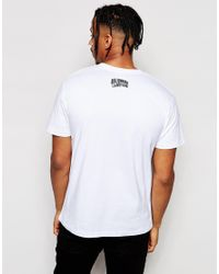 Billionaire Boys Club - Ice Cream | White T-shirt With Helmet Print for Men | Lyst