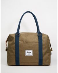 Herschel Supply Co. | Green Strand Holdall 18l for Men | Lyst