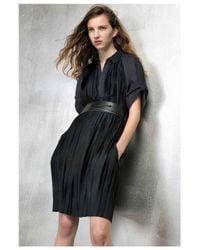 A.F.Vandevorst | Black Downwind Dress | Lyst