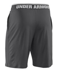 Under Armour | Gray Reflex Mesh Shorts for Men | Lyst