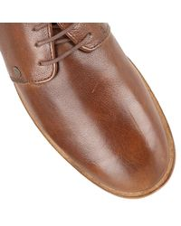 Frank Wright | Brown Stein Round-toe Shoes for Men | Lyst
