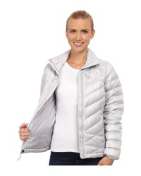The North Face | Gray Aconcagua Jacket | Lyst