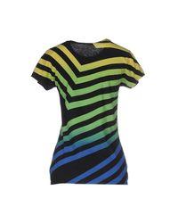 Sangue - Green T-shirt - Lyst
