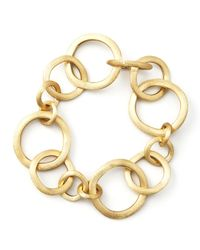 Marco Bicego - Metallic Jaipur Link Single Strand Bracelet - Lyst