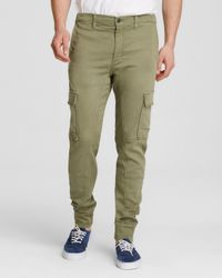 Joe's Jeans | Green Cargo Jogger Pants for Men | Lyst