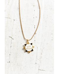 Urban Outfitters | Multicolor Stateside Charm Necklace | Lyst