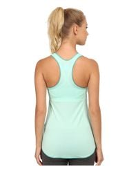 The North Face - Green Graphic Play Hard Tank Top - Lyst