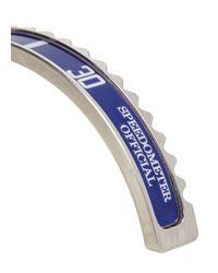 Speedometer Official - Blue Marine Steel Bracelet for Men - Lyst