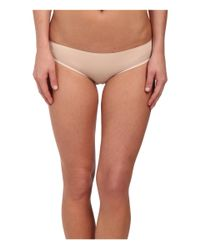 Stella McCartney | Pink Mesh Bikini Brief | Lyst