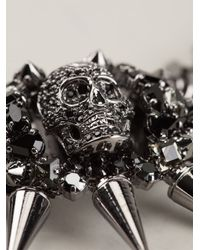 Philipp Plein - Metallic Explosion Necklace - Lyst