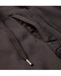 Onassis Clothing | Black Tapered Sweatpant for Men | Lyst