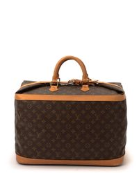 Louis Vuitton - Brown Monogram Cruiser Bag 45 Travel Bag - Lyst
