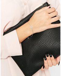 Astrid & Miyu - Metallic Bracelet - Lyst