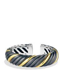 David Yurman | Yellow Waverly® Bracelet | Lyst