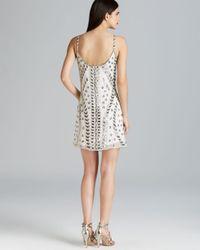 Parker | Natural Dress Hayden Embellished | Lyst