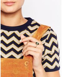Eyland | Metallic Gold Plated Sif Ring | Lyst