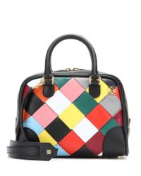 Loewe - Multicolor Amazona 75 Small Leather Shoulder Bag - Lyst