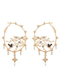 Annoushka | Metallic Dream Catcher Hoop Earrings | Lyst
