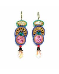 Dori Csengeri | Multicolor Elated Earrings | Lyst