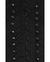Vilshenko - Black Elie Quilted Jacket - Lyst