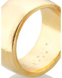 Estelle Dévé | Metallic Gold Dawn Ring Set | Lyst
