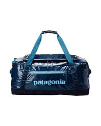 Patagonia | Blue 60l Black Hole Nylon Ripstop Duffel Bag | Lyst