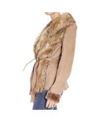 Manila Grace - Brown Jacket - Lyst