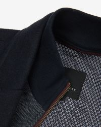 Ted Baker - Blue Two-in-one Jacket for Men - Lyst