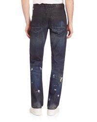 PRPS | Blue Barracuda Straight Leg Jeans for Men | Lyst