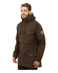 Fjallraven - Green Sarek Winter Jacket for Men - Lyst