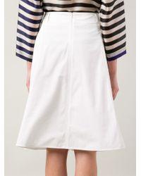 Sofie D'Hoore - White Sofie D Hoore Starla Skirt - Lyst